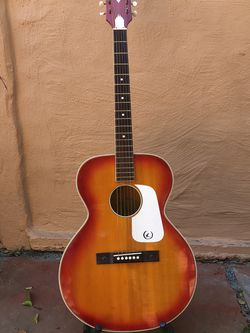 Vintage 1966 Kay Grand auditorium Mini Jumbo Acoustic Flat Top Guitar for Sale in Sacramento,  CA
