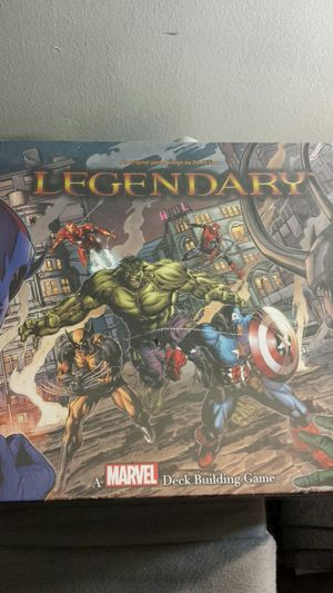 Marvel Legendary Board Game SEALED for Sale in Arcadia, CA
