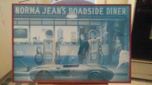 NORMAN JEANS ROAD DINER, JAMES DEAN for Sale in Auburn, ME