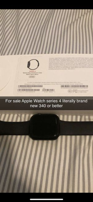 Apple Watch series 4 for Sale in Placentia, CA