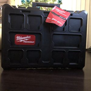 Milwaukee Packout Drill Combo for Sale in Kissimmee, FL
