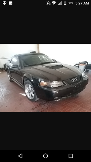 2002 ford mustang 4.6 5 speed for Sale in Chelmsford, MA
