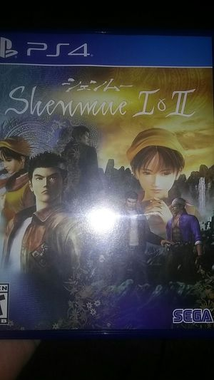 Shenmue 1 and 2 PS4 for Sale in Henderson, NV