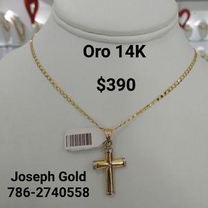 Oro 14K. Financiamiento Inmediato Con o Sin Crédito. Llámame {contact info removed} Joseph for Sale in Miami, FL