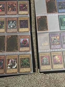Yugioh Cards Binders Yu-Gi-Oh Hundreds Of Cards for Sale in Redmond,  WA
