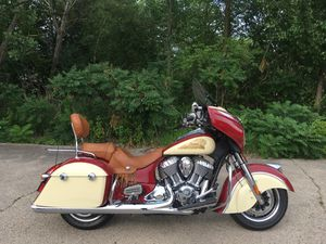2015 Indian Chieftain Motorcycle for Sale in St. Charles, IL