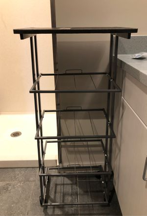 Bathroom or office shelving/ shelves/ rack for Sale in Durham, NC