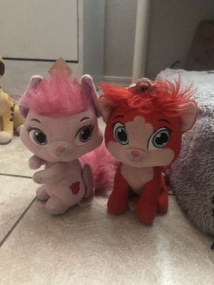 Plushies from Disney princesses for Sale in Phoenix, AZ