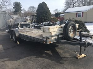 Tiger Trailer Car Hauler for Sale in West Springfield, MA