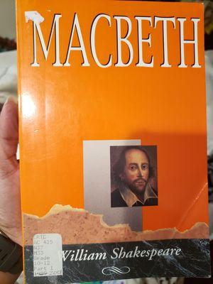 Macbeth for Sale in Bridgeport, CT