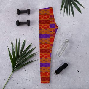 African Patterns Leggings for Sale in Spring Valley, NY