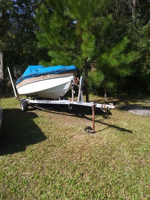 17 ft boat for Sale in NEW PRT RCHY, FL