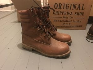 "Timberland Horween ""1973"" first waterproof workboot re-issue 500$ retail limited edition VGC!! for Sale in Baltimore, MD"