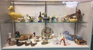 Collectible Duck Planters , Flute Glasses, Vase, Candle Holders for Sale in Cincinnati, OH