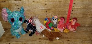 Ty beanie babies for Sale in Artesia, CA