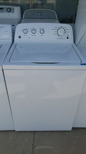 Kenmore Washer With Digital Display Settings & Warranty (Delivery Is Available Depending On Location, See Description) for Sale in Tampa, FL