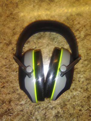 Like new peltor gun range headphones for Sale in Denver, CO