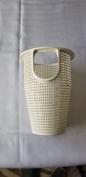 Pentair Wisperflo, Intelliflo, Pump Basket for Sale in Hesperia, CA