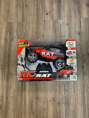 New bright R/c rat 1:15 scale, up to 45 minutes run time for Sale in Los Angeles, CA