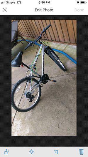 Bicycle MTB 24 like new for Sale in Alexandria, VA