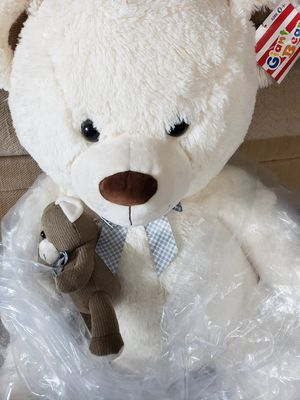 Giant bear plush for Sale in Downey, CA