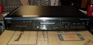 Sony Minidisc Player/Recorder in excellent condition. for Sale in Pasadena, TX