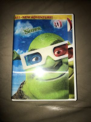 Shrek 3D for Sale in Ontario, CA