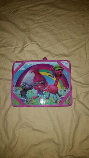Trolls portable tray for kids for Sale in Santa Ana, CA