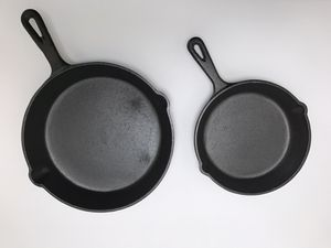 Cast Iron Frying pans for Sale in IND HILLSIDE, NJ