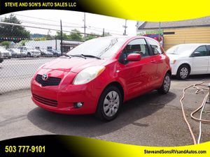 2008 Toyota Yaris for Sale in Happy Valley, OR