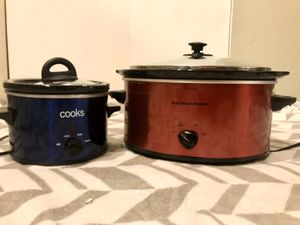 Small & Large Crock Pot for Sale in Tempe, AZ