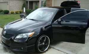 Automatic Toyota Camry black!!✌️ for Sale in Oklahoma City, OK