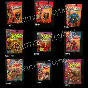 Vintage Marvel X-Men Figures Bundle - NEW IN BOXES for Sale in Tacoma, WA