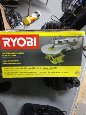 Scroll saw like new for Sale in Brentwood, MO