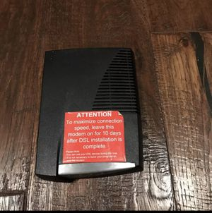 DSL modem for Sale in Anaheim, CA