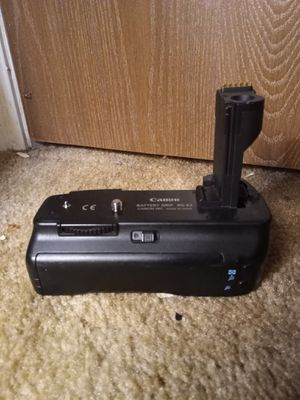 canon battery grip for Sale in Burbank, CA