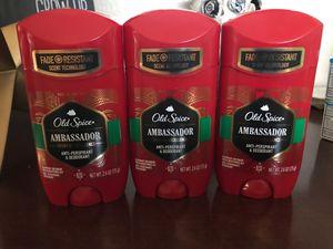 Old Spice Deodorant/Antiperspirant for Sale in Mesa, AZ