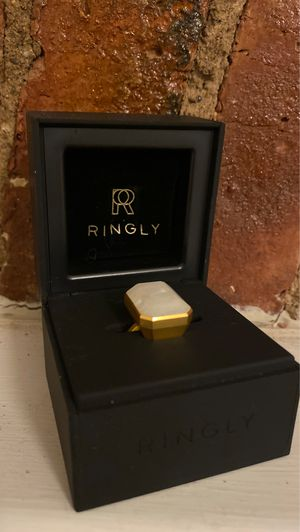 Ringly Moonstone Smart Ring for Sale in New York, NY
