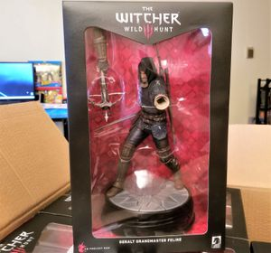 The Witcher 3 GERALT Grandmaster FELINE Premium Figure by DARKHORSE / PROJECT RED for Sale in Los Angeles, CA