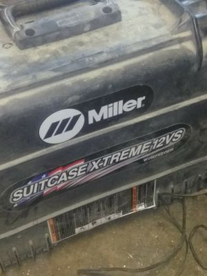 Miller suitcase x-treme 12 vs for Sale in Lodi, CA