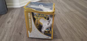 Pokemon 20th Anniversary Arceus Plush for Sale in Lakeland, FL