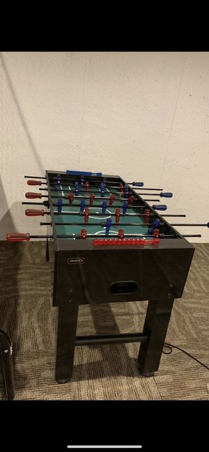 Foosball Table for Sale in Canton, GA