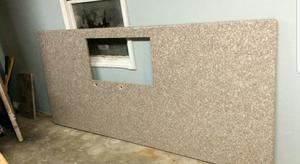 98 x 44 Granite Kitchen Island, new for Sale in San Leandro, CA