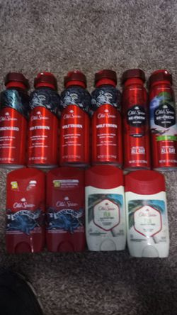 Old spice bundle for Sale in Everett,  WA