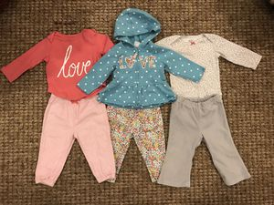 9 mo Girl's Outfits for Sale in Clarksburg, MD