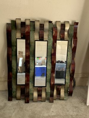 3 mirror wall decors for Sale in Kissimmee, FL