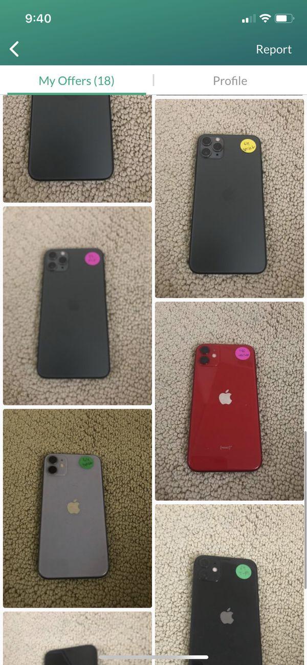 Apple iPhone 11 Pro Max 7 8 Plus Scam Financed T-Mobile Verizon AT&T Sprint Metro PCS