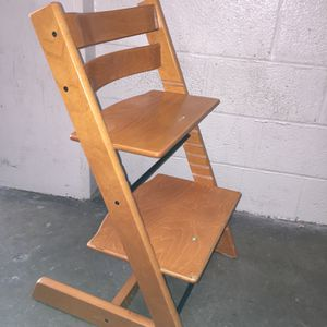 Stokke Tripp Trapp Chair for Sale in Bethesda, MD