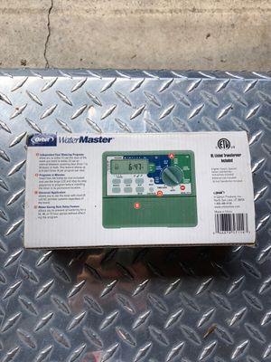 NIB Orbit WaterMaster 4 station dual program sprinkler timer for Sale in Woodinville, WA