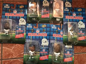 Vintage Dallas Cowboys HeadLiners for Sale in Dallas, TX